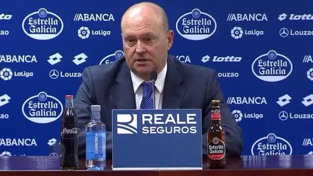 """Deportivo-Coach zu Torres: """"Bange Minuten"""""""
