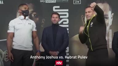 """Joshua vs. Pulev: Wer wird der """"Last Man Standing""""?"""