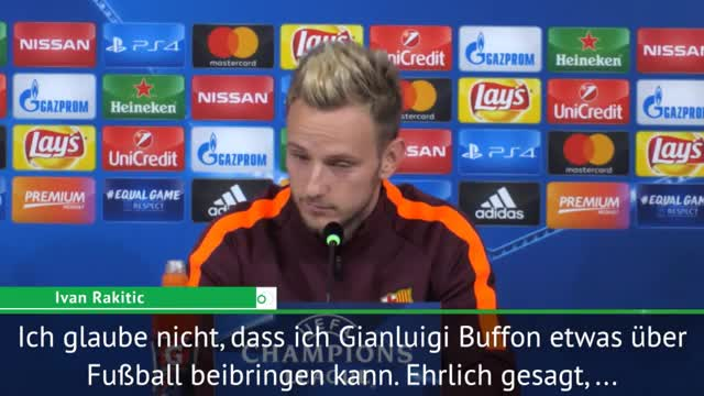 "Rakitic zu Buffon: ""Fahr' für mich zur WM"""