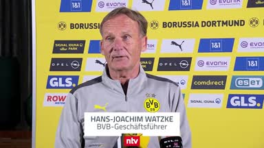 """Watzke sieht schwarz: """"Wenn die Politik die Nerven verliert, ..."""""""