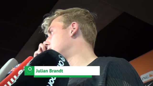 """Brandt: """"Müssen uns der Kritik stellen"""""""