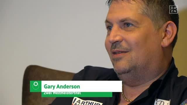 Darts: Andersons Lobeshymne für Rivale Taylor