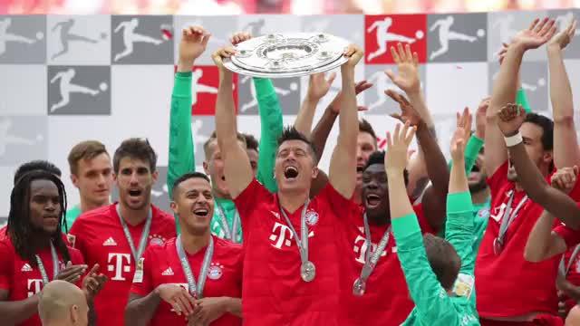 PSY, Schumi & Co.: Als der FCB nicht Meister wurde