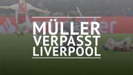 Wegen Kung-Fu-Rot: Müller fehlt gegen Klopp