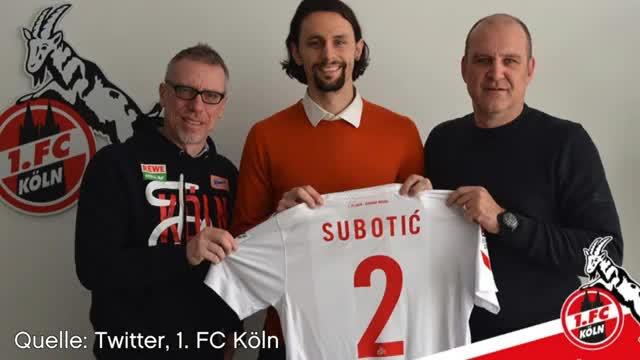 Doppelschlag: Subotic und Ramos verlassen BVB