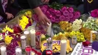 Erster Todestag: Kobe Bryant bleibt unvergessen