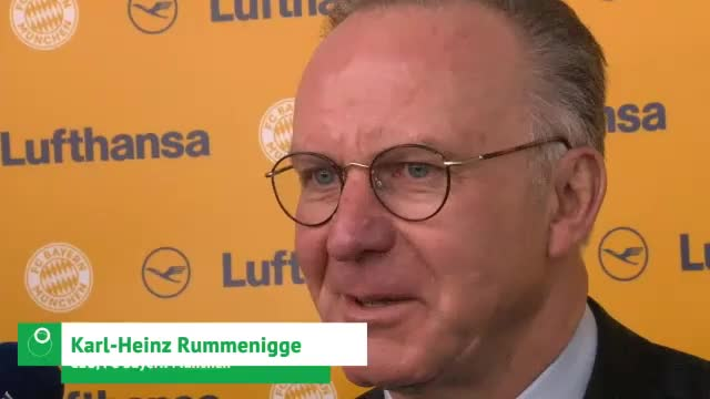 Rummenigge: Wir beenden Heynckes-Charme-Offensive