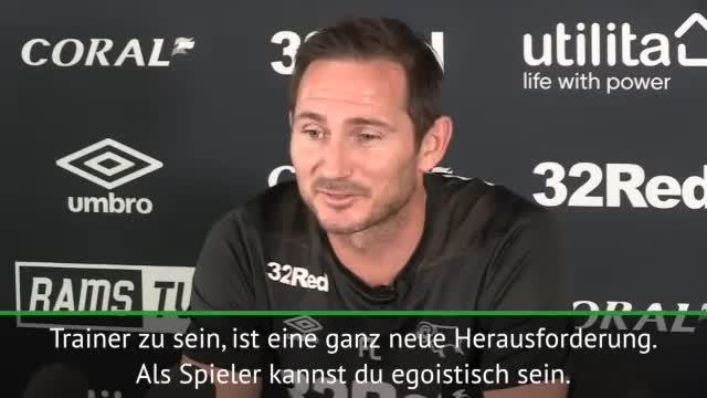 Championship: Lampard mit schlaflosen Nächten