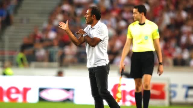 Jos Luhukay tritt beim VfB Stuttgart zurück