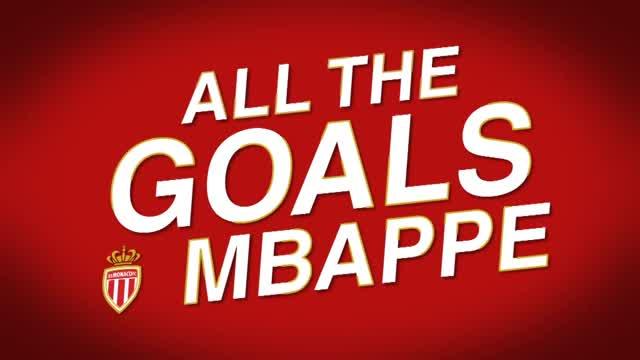 Alle Tore von Shootingstar Kylian Mbappe