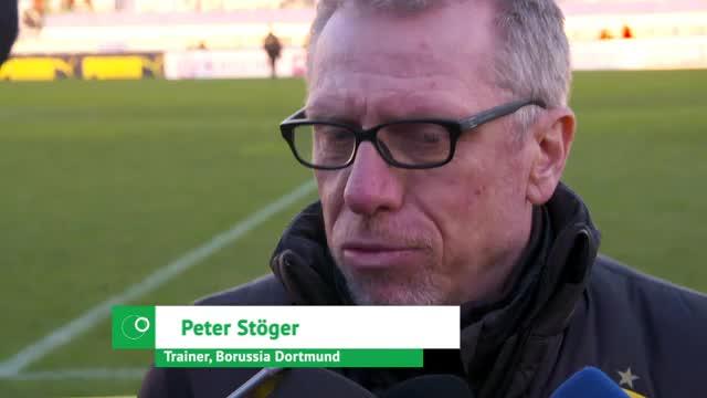 """Stöger: """"Gibt schon noch bissl was zu tun"""""""