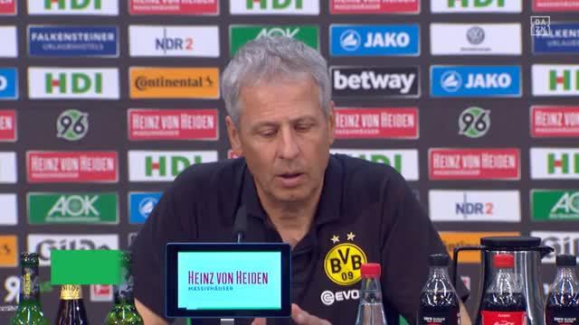 """Favre erklärt Götze-Verzicht: """"C'est comme ca"""""""