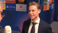 "De Jong rühmt Ronaldo: ""Verbeuge mich vor ihm"""