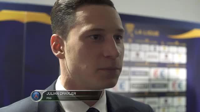 Draxler über Ligapokal-Titel, Ziele und Paris