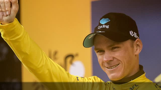 Tour de France: Top-Favorit Froome im Profil