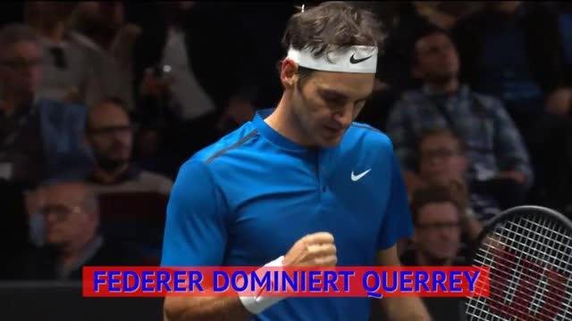 Laver Cup: Nadel und Federer nicht zu bezwingen