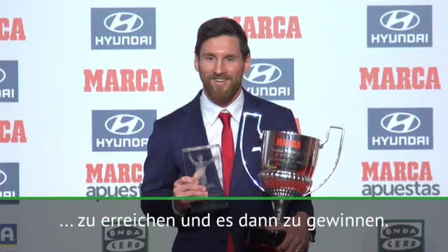WM: Messi wünscht sich Finale gegen Spanien