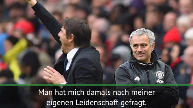 Dement? Mourinho antwortet auf Contes Attacke