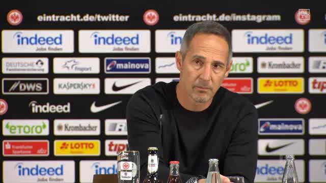 """Hütter bereit für Inter: """"Verstecken uns nicht"""""""