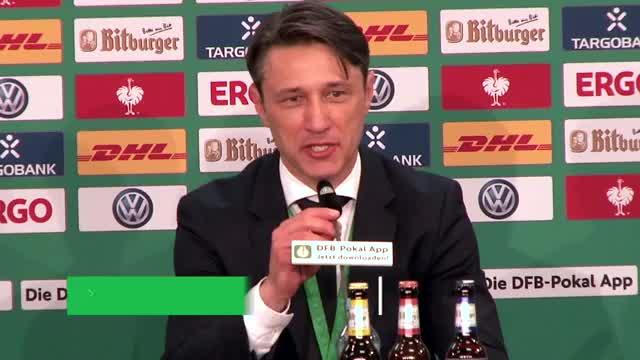 """Kovac schwärmt: Neuer """"hat uns im Spiel gehalten"""""""