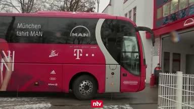 Nach der Blamage: So trist ist die Stimmung beim FC Bayern
