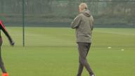 Wenger in Spiellaune vor Rückspiel