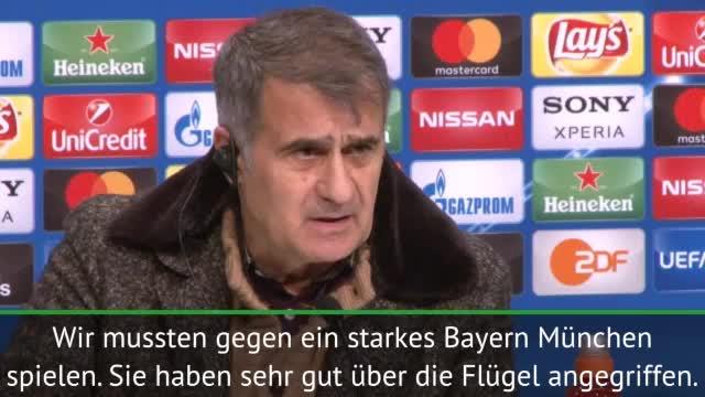Günes: Bayern war einfach zu stark für uns