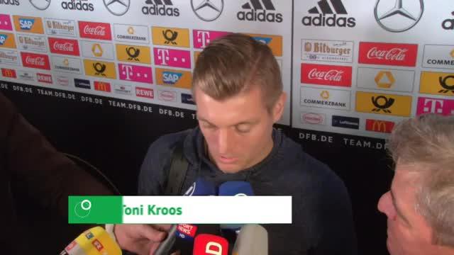"""Kroos knallhart: """"Viele ihre Chance nicht genutzt"""""""