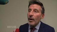 IAAF-Präsident Coe zwischen Kritik und Vertrauen