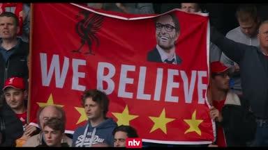Klopps Meisterstück: FC Liverpool veröffentlicht Doku