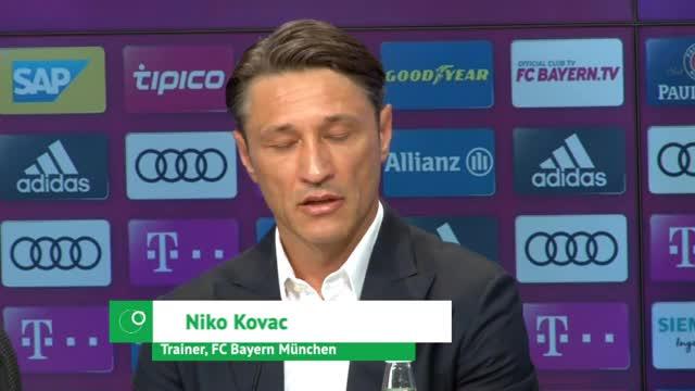 """Kovac: """"Ich kann Robben nicht ändern"""""""