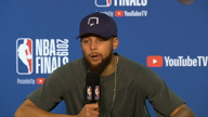 Curry über Leonard: Hat das Spiel entschieden
