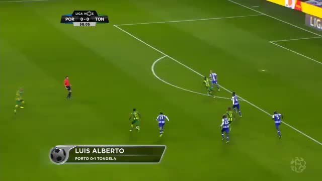 Alberto schlenzt Casillas aus dem Titelrennen