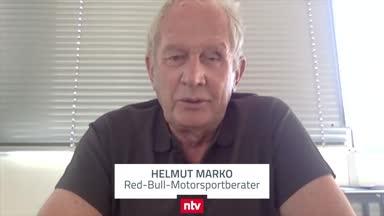 """Marko contra Mercedes: """"Begeben uns nicht auf dieses Niveau"""""""