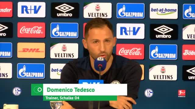 "Tedesco: Schalke muss wieder ""eklig"" werden"