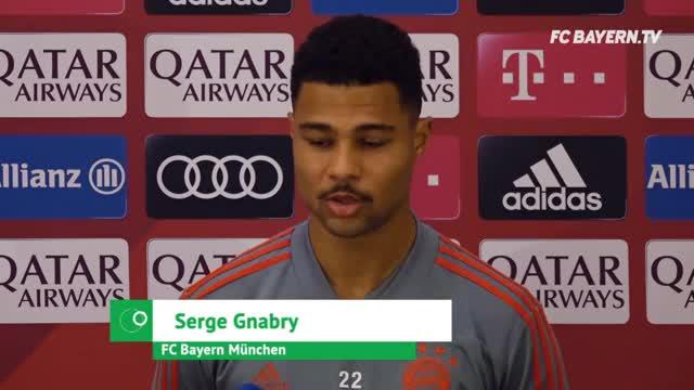 Gnabry über seine Situation und Konkurrent BVB