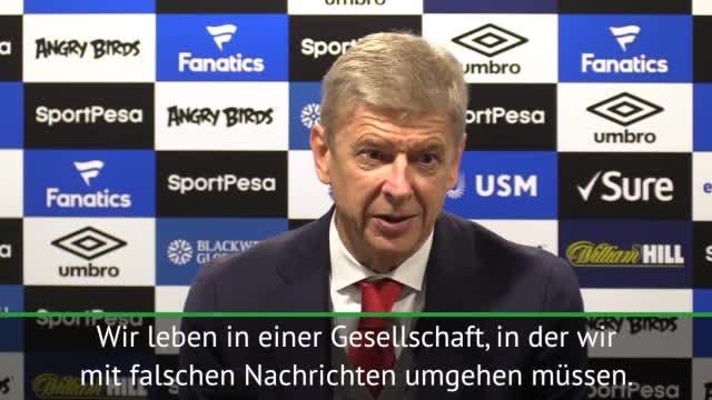 """Wenger begeistert: """"Özil hat grandios gespielt"""""""