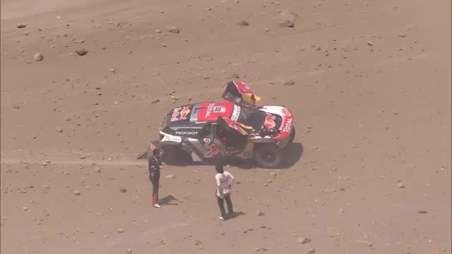 Rallye Dakar: Die besten Bilder der 4. Etappe