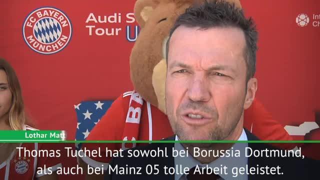 """Matthäus: """"Tuchel wird PSG glücklich machen"""""""