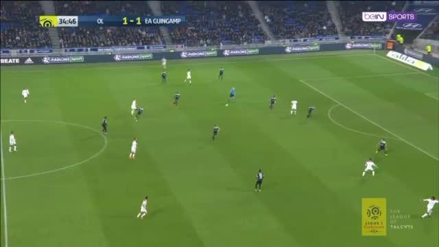 Fekir-Traumtor: Lyon besiegt Tuchel-Schreck