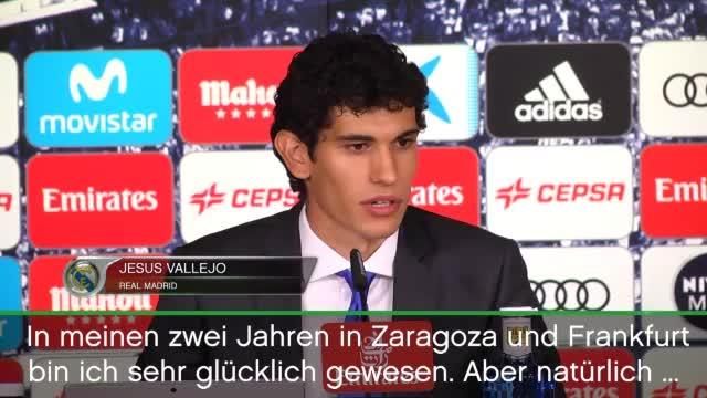 """Vallejo: """"War sehr glücklich in Frankfurt"""""""