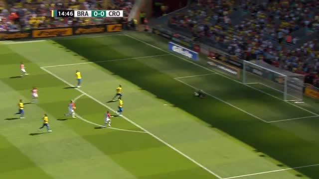 Neymar und Firmino zaubern Brasilien zum Sieg
