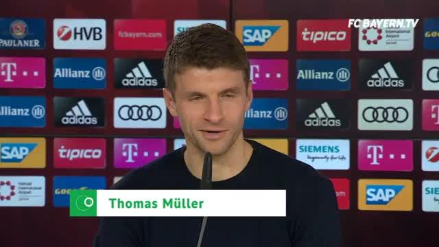 """Müller: Besiktas? """"Nicht unglücklich über Los"""""""