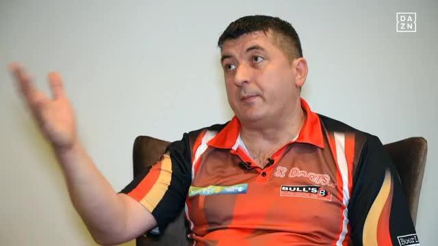 Darts: Suljovic sieht Hopp auf gutem Weg