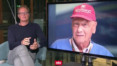 Zum ersten Todestag: Florian König würdigt Niki Lauda