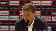 "Nach 0:4: Weinzierl fordert ""positiv zu bleiben"""
