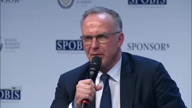 """Rummenigge: """"WM-Vergrößerung ist Unsinn"""""""