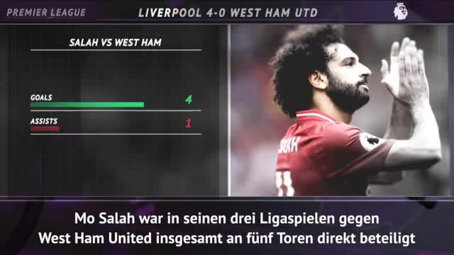 Fünf Fakten nach dem 1. Spieltag