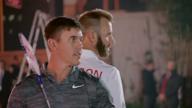Was passiert, wenn Golfer Badminton spielen?