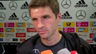 Müller, Süle und Kimmich: Zufrieden mit Spiel